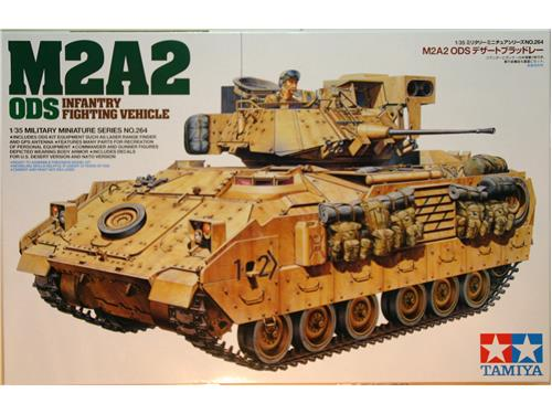 M2A2 ODS infantry fighting vehicle - kit carri Tamiya 1/35
