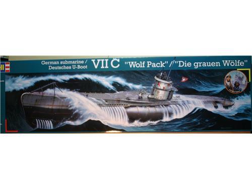 Deutsches U-Boot VII C