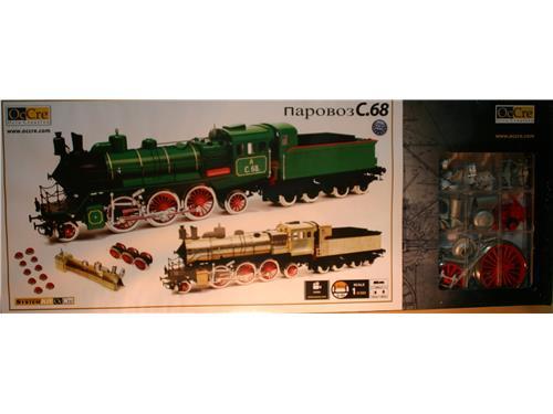 Locomotiva - C.68 - OcCre 1/32