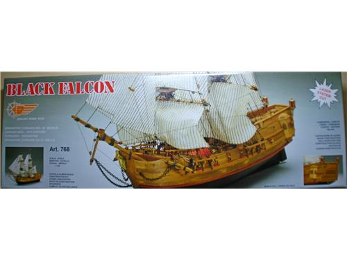 Black Falcon - art. 768 - Mantua model 1/100