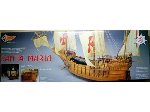 Santa Maria - art. 775 - Mantua Model 1/50