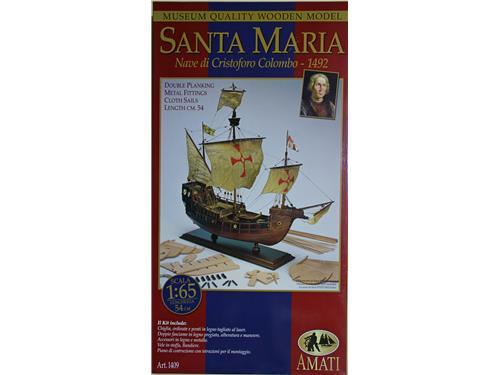 Santa Maria 1492, Nave di Cristoforo Colombo. Art.1409 - Amati 1/65