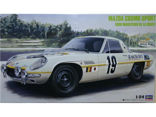 Mazda cosmo sport 1968 marathon de la route - art.20274 - Hasegawa 1/24