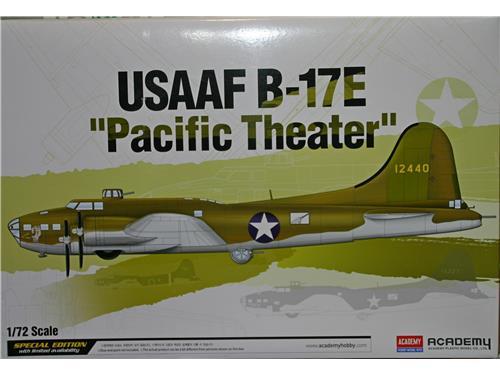 USAAF B-17E