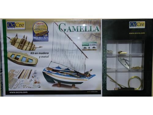 Gamella - art. 52001 - Oc.Cre 1/15