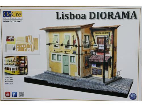 Lisboa diorama - art. 53005-D - Oc.Cre 1/24