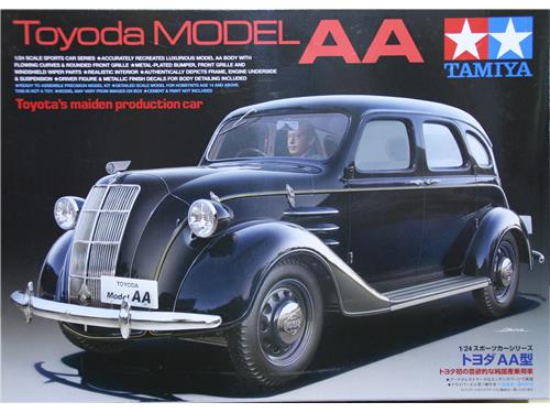 Toyoda Model AA - art. 24339 - Tamiya 1/24