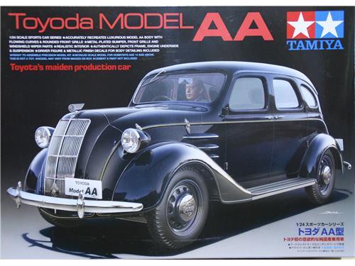 Toyoda Model AA - art. 24339 - Tamiya 1/24