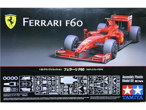 Ferrari F60 - art. 20059 - Tamiya 1/20
