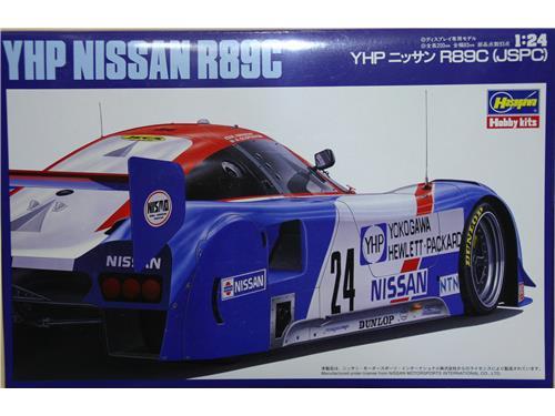 YHP Nissan R89C - art. 20244 - Hasegawa 1/24