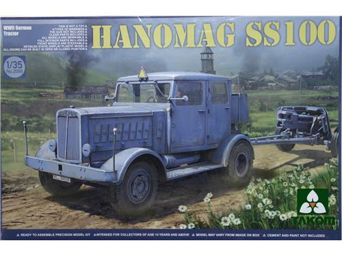 Hanomag SS100 - art. 2068 - Takom 1/35