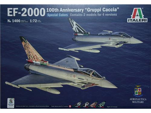 EF-2000 100th anniversary