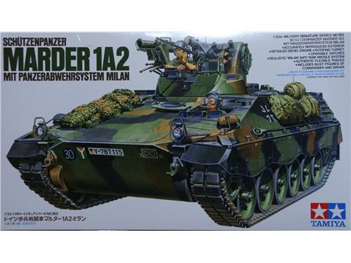 Marder 1A2 - Schutzenpanzer - art. 35162 - Tamiya 1/35