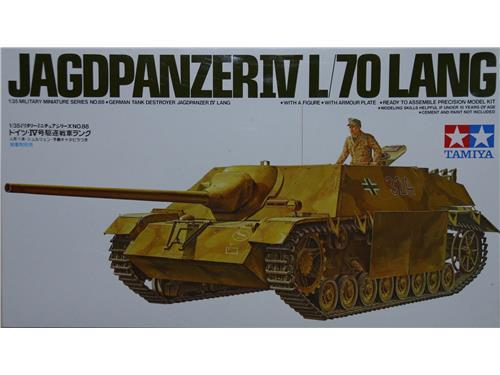 Jagdpanzer IV L/70 Lang - art. 35088 - Tamiya 1/35