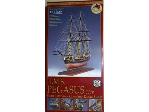 H.M.S. PEGASUS 1776 - art. 1300/05 - Amati 1/64