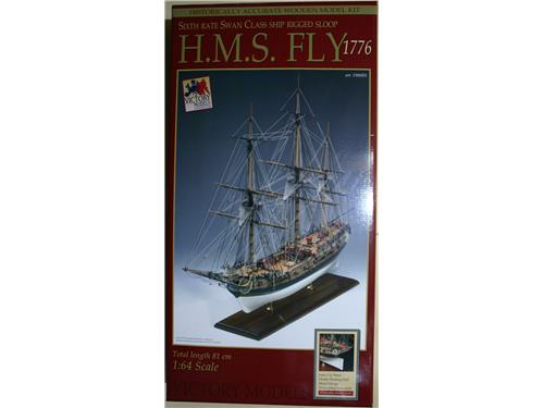 H.M.S. FLY 1776 - art. 1300/03 - Amati 1/64