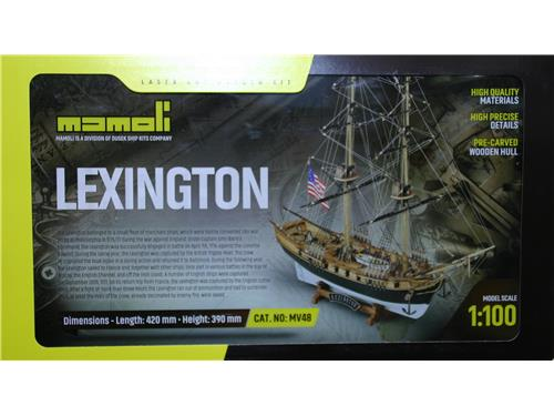 Lexington - art. MV48 - Mamoli 1/100