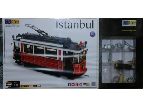 Tram Istambul - art. 53010 - OcCre 1/24