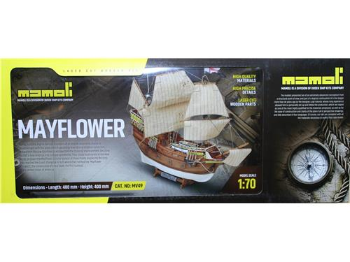 Mayflower - art. MV49 - Mamoli 1/70