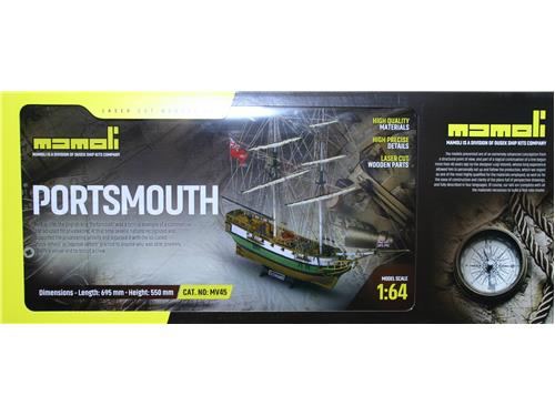 Portsmouth - art. MV45 - Mamoli 1/64