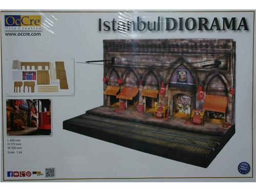 Istambul Diorama - art. 53010-D - OcCre 1/24