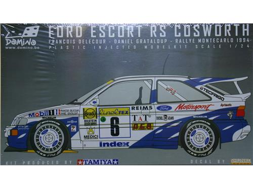 Ford Escort RS Cosworth - Domino 1/24