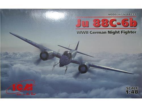 JU 88C-6b - art. 48239 - ICM 1/48