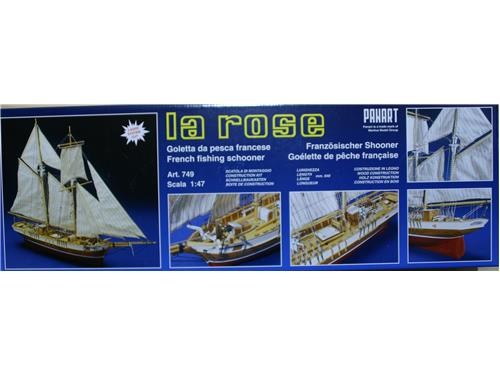 La Rose - art. 749 - Panart 1/47
