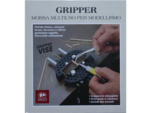 Gripper morsa multiuso per modellismo - art. 7387 - Amati