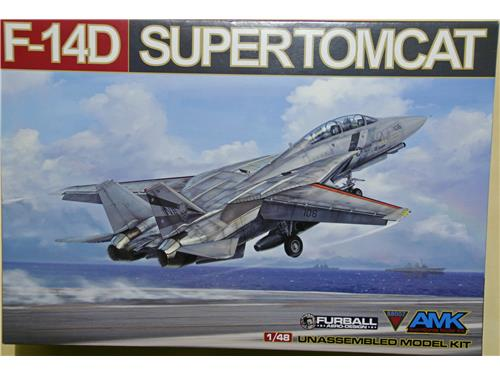 F-14D Super Tomcat - art. 88007 - AMK 1/48