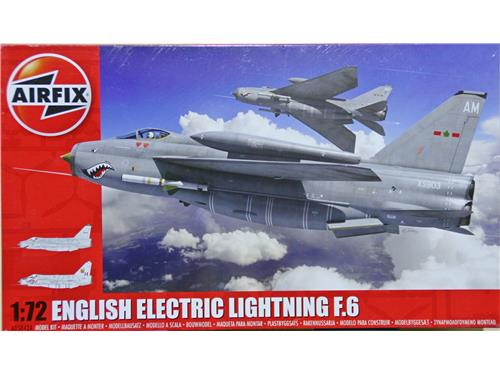 English Electric Lightning F.6 - art. A05042A - Airfix 1/72