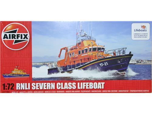 RNLI Severn Class Lifeboat - art. A07280 - Airfix  1/72