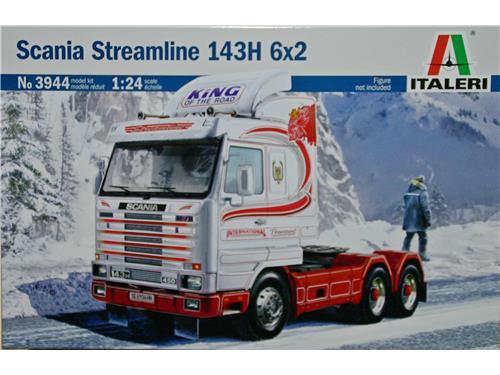 Scania Streamline 143H 6X2 - art. 3944 - Italeri 1/24
