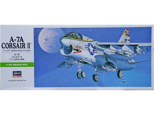 A-7A Corsair II - art. 00238 - Hasegawa 1/72