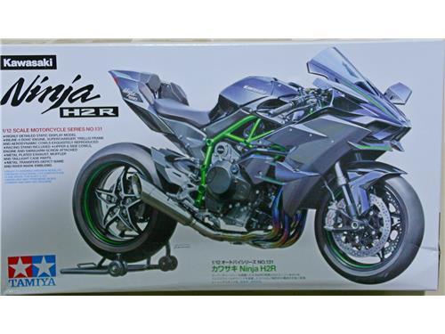 Kawasaki Ninja H2R - art. 14131 - Tamiya 1/12