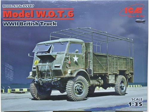 Model W.O.T.6 - art. 35507 - ICM 1/35