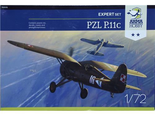 PZL P.11c - art. 70015 - Arma Hobby 1/72