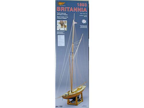 Britannia 1893 - art. 733 - Amati 1/60
