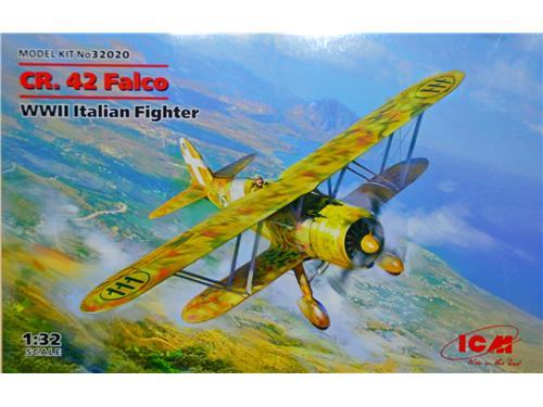 CR. 42 Falco - WWII Italian Fighter - art. 32020 - ICM 1/32
