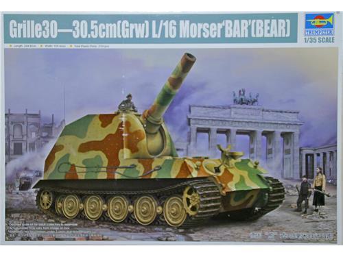 Grille30 - 30,5cm(Grw) L/16 Morser