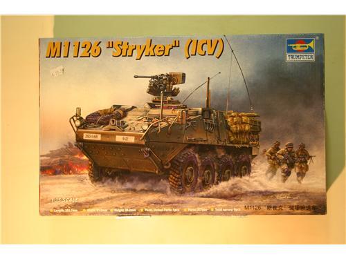 M1126 Styker  - modelli Trumpeter
