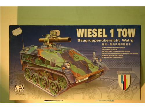 Carro armato tedesco - Wiesel 1 Tow - modelli AFV