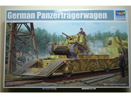German Panzertragerwagen - modelli Trumpeter