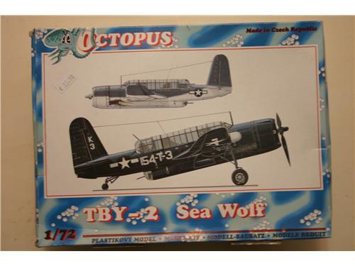 TBY-2 Sea Wolf - modelli Octopus