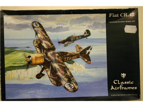 Fiat CR.42 - modelli Classic Airframes