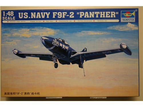 US. Navy F9F-2