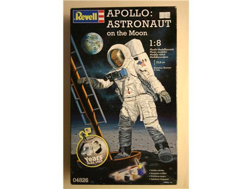 Apollo: Astronaut on the Moon - modelli Revell