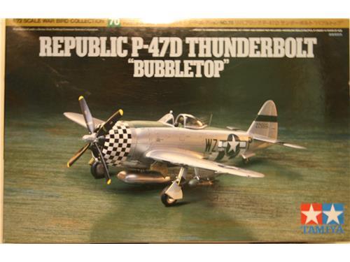 Republic P-47D Thundelbolt