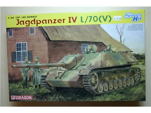 Jagdpanzer IV L/70(V) - modelli Dragon