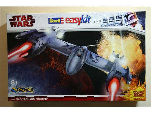 Magnaguard fighter. - modelli Revell